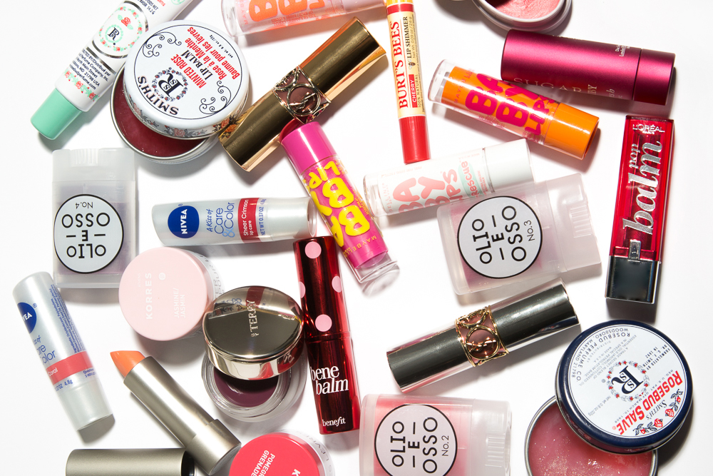 The Best Tinted Lip Balms