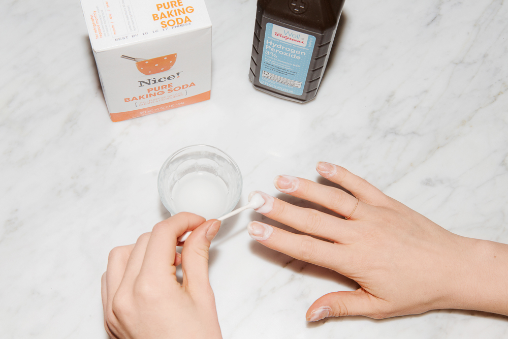Give Yourself A Better Manicure