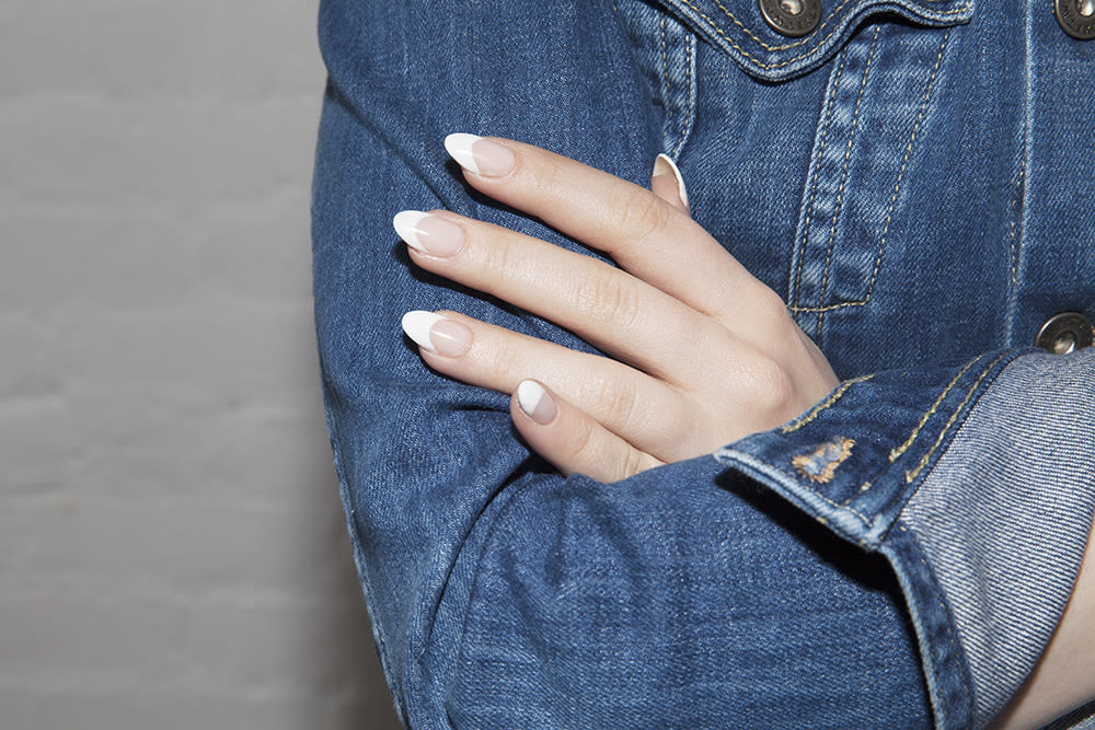 Are French Tips Cool Again? - Into The Gloss | Into The Gloss