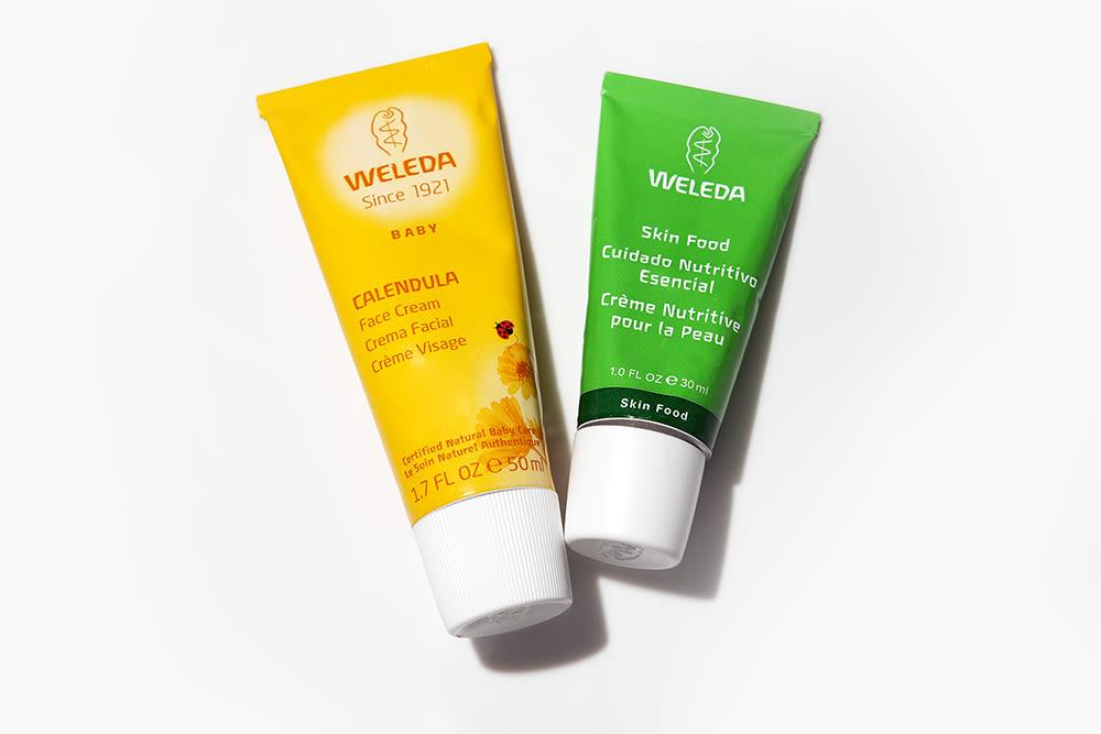 best weleda face cream