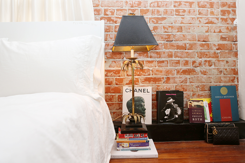 What's On Your Nightstand?