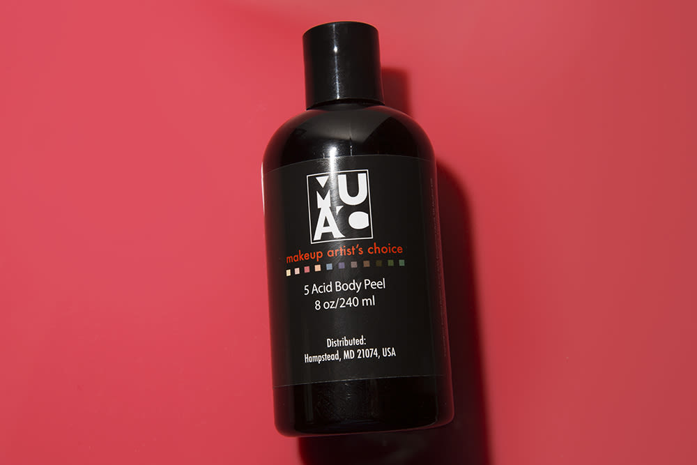 5 Acid Body Peel: A Review