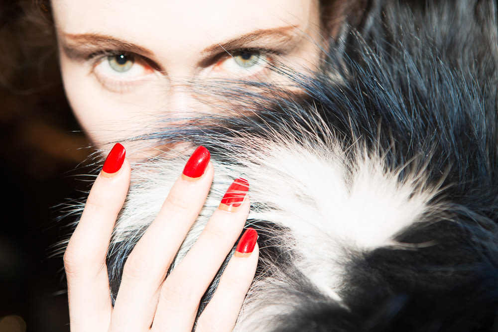 10 Women On Their Favorite Red Nails | Into The Gloss