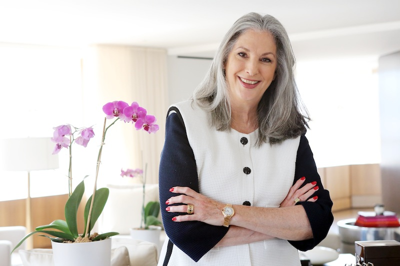 Essie Weingarten, Founder, Essie Cosmetics