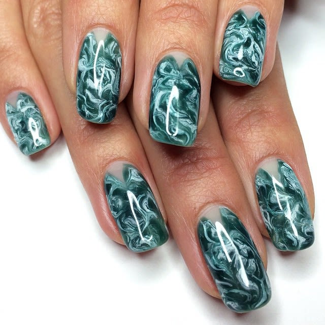 A new kind of gel manicure into the gloss into the gloss 110079516113607656327061257483434n prinsesfo Choice Image