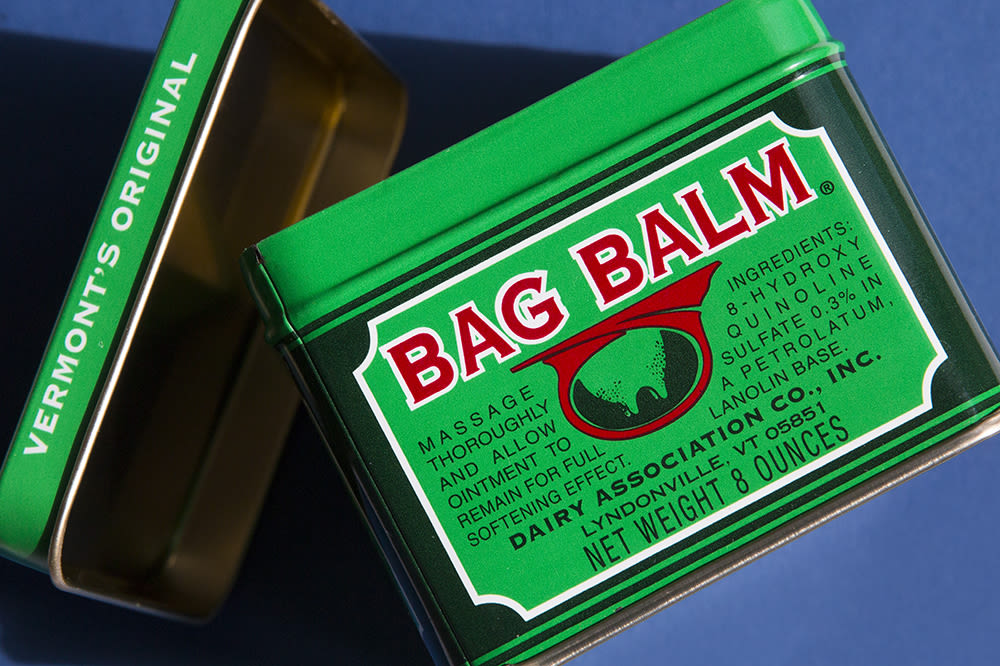 What Is Bag Balm Into The Gloss