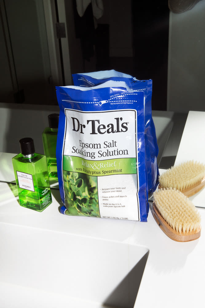 Epsom Salts Bath Recipes Into The Gloss Into The Gloss