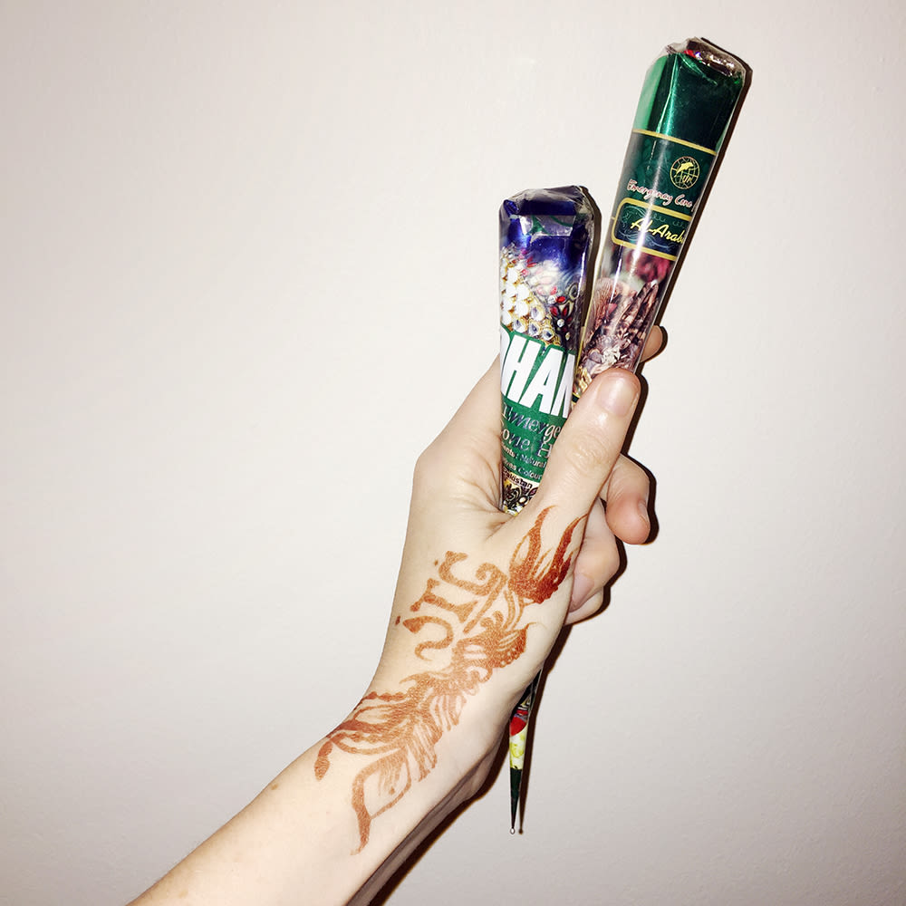 Modern Day Henna Tattoos - Into The Gloss | Into The Gloss