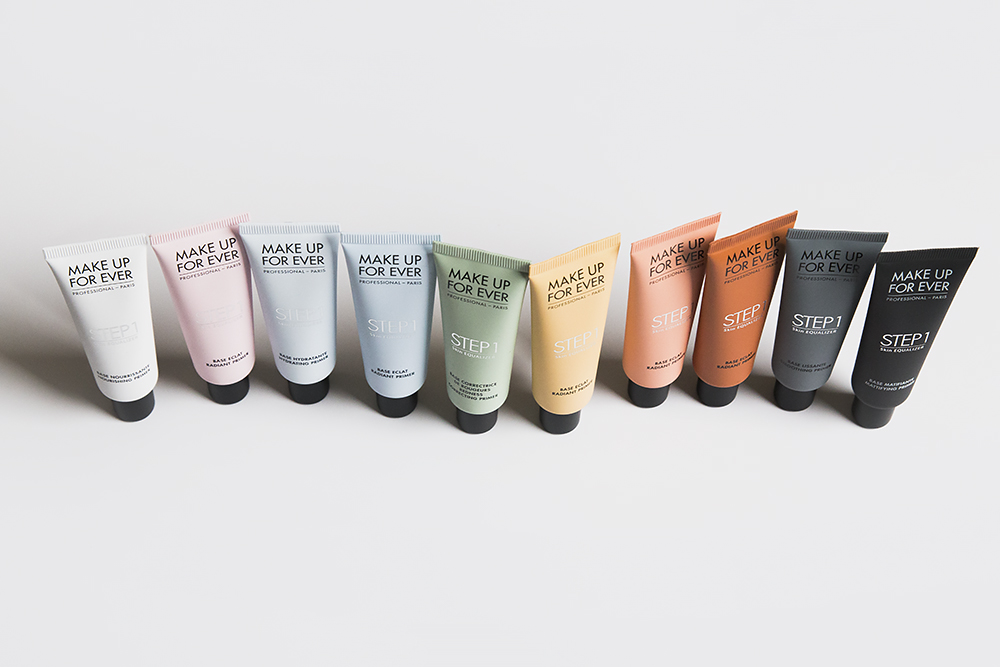 Make Up For Ever Step 1 Skin Equalizer Primers