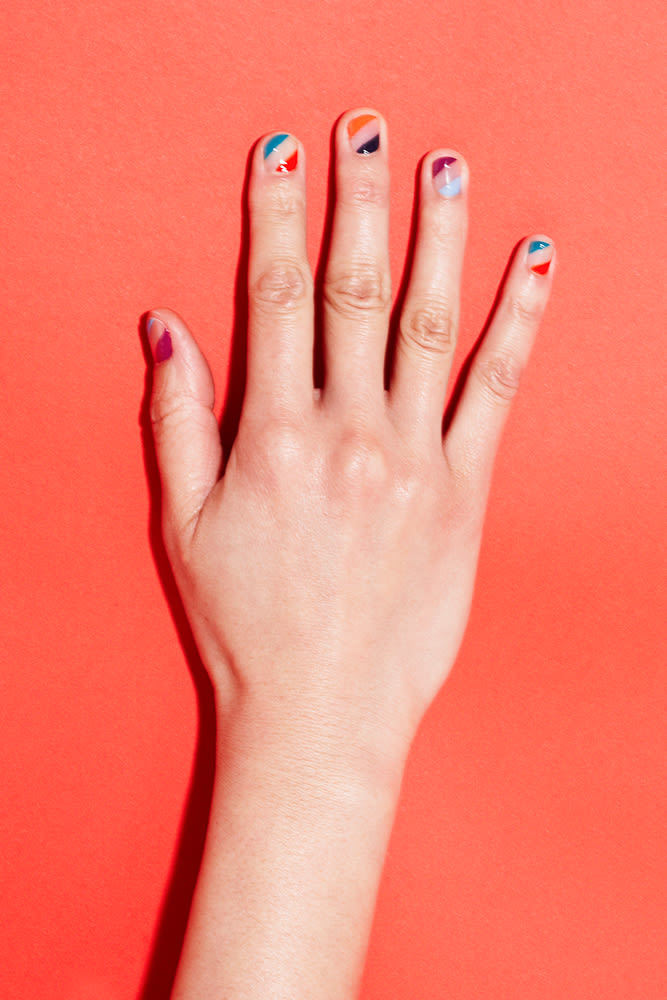 The Minimalists Guide To Spring Nail Designs Into Into The Gloss