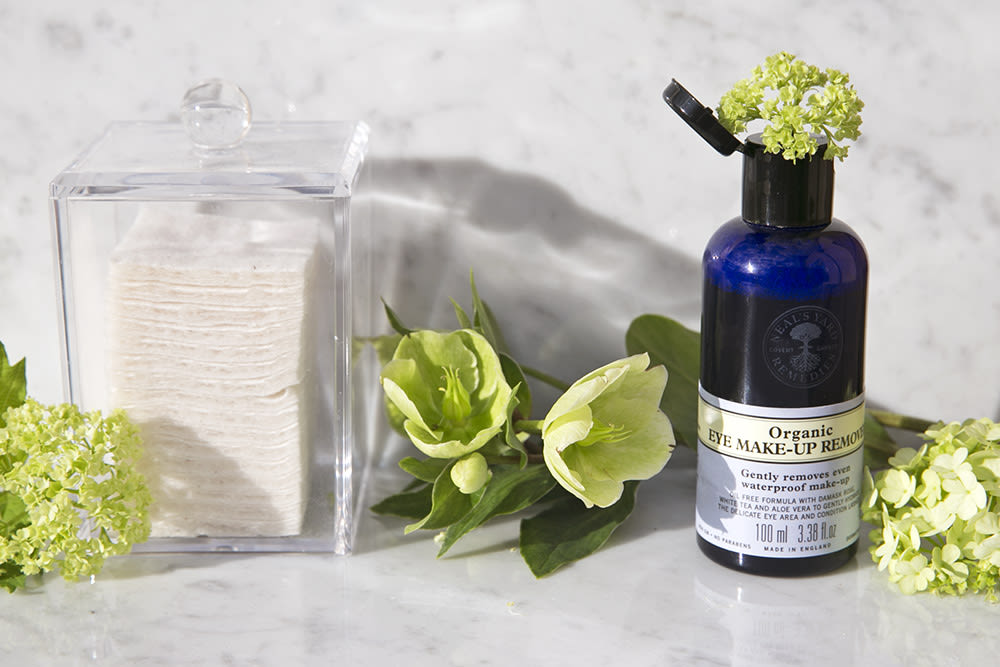 Neals Yard Organic Makeup Remover Into The Into The Gloss