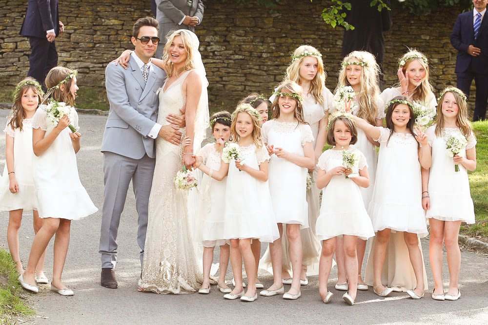 Image result for kate moss wedding