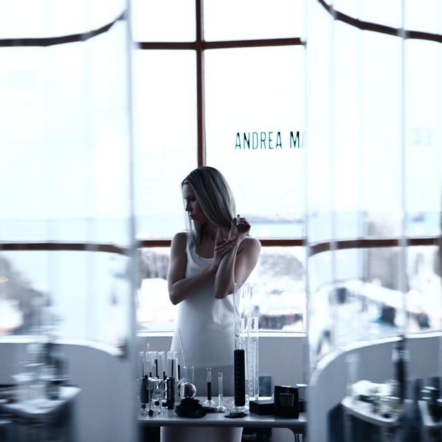 Andrea Maack, Perfumer & Artist
