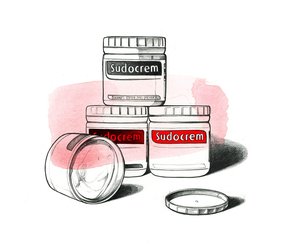 Slather Your Face With UK's Favorite Rash Cream: | Into The Gloss