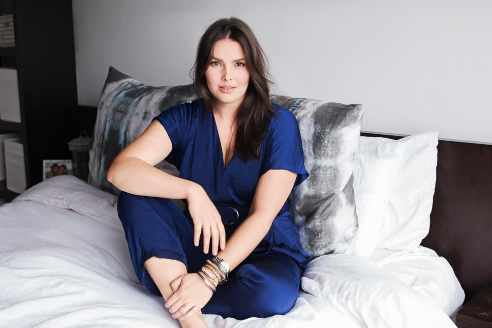 Candice Huffine, Model