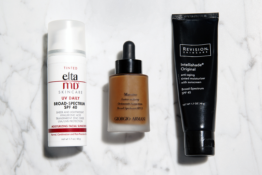 The Best Makeup For Acne E Skin. The Best Foundations For Acne Into Gloss