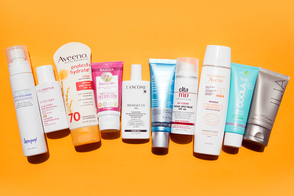 The Top Face Sunscreens, End Of Story