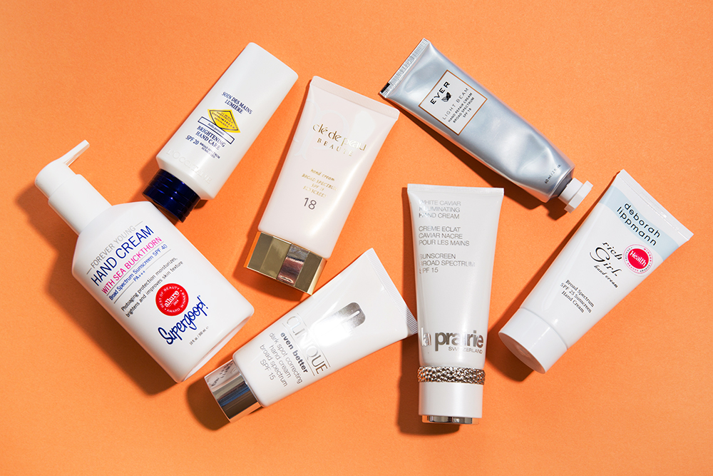 The Best Cream SPF for Hands