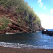 The Red Beach in Hana