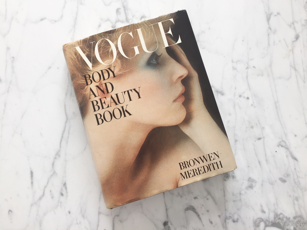 Neccessary Excerpts From The Vogue Body And Beauty Book