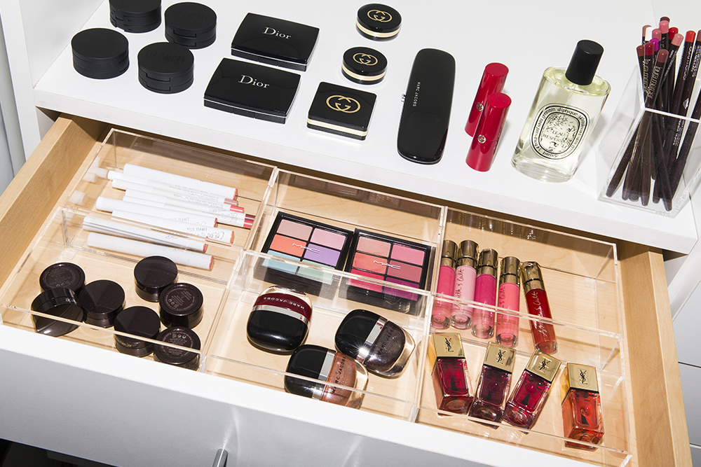 Organizational Tips From The ITG Beauty Closet