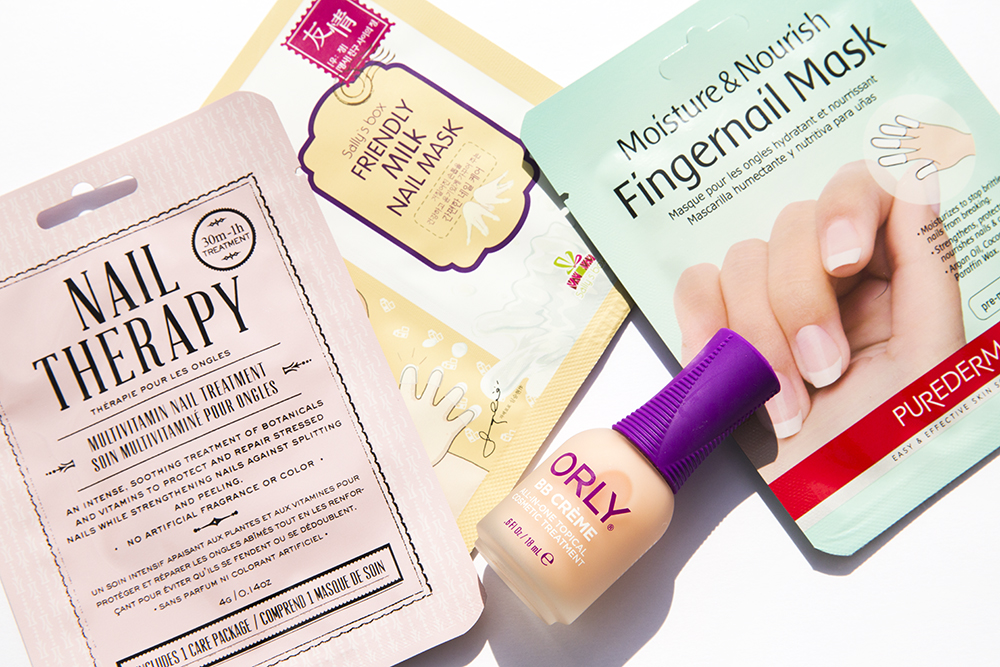Masks For Your Nails: The Best Nail Treatments | Into The Gloss