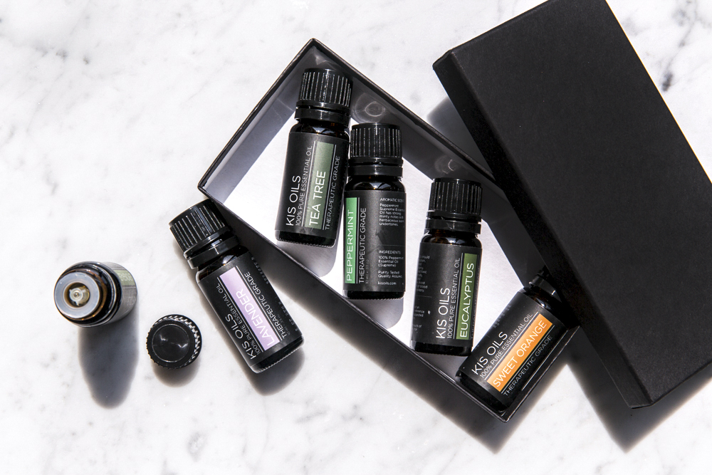 The Personal Aromatherapy Trick That'll Finally Put All Those Essential Oils To Good Use