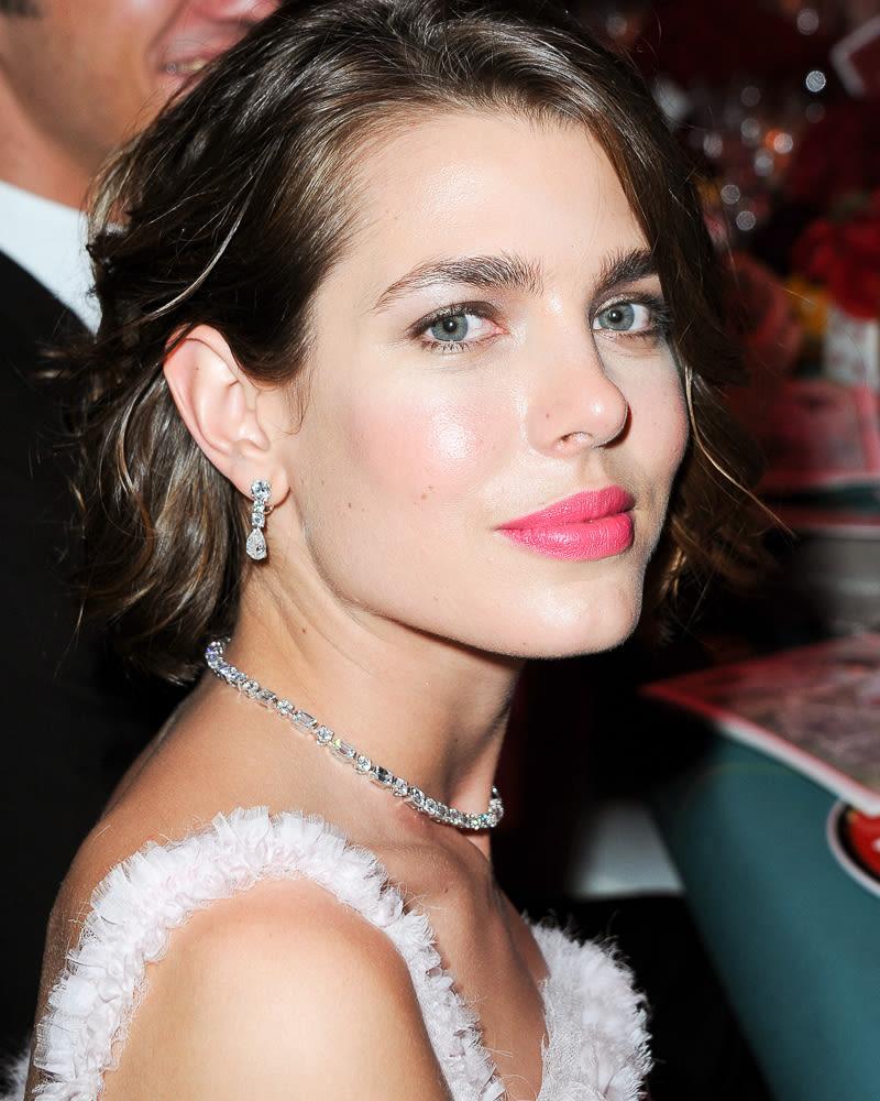 'bal De La Rose Du Rocher' In Aid Of The Fondation Princess Grace