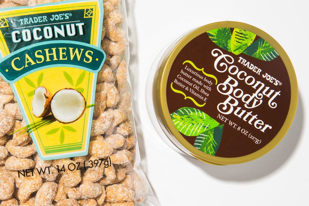 Trader Joes Beauty Products Based On Snack Preference