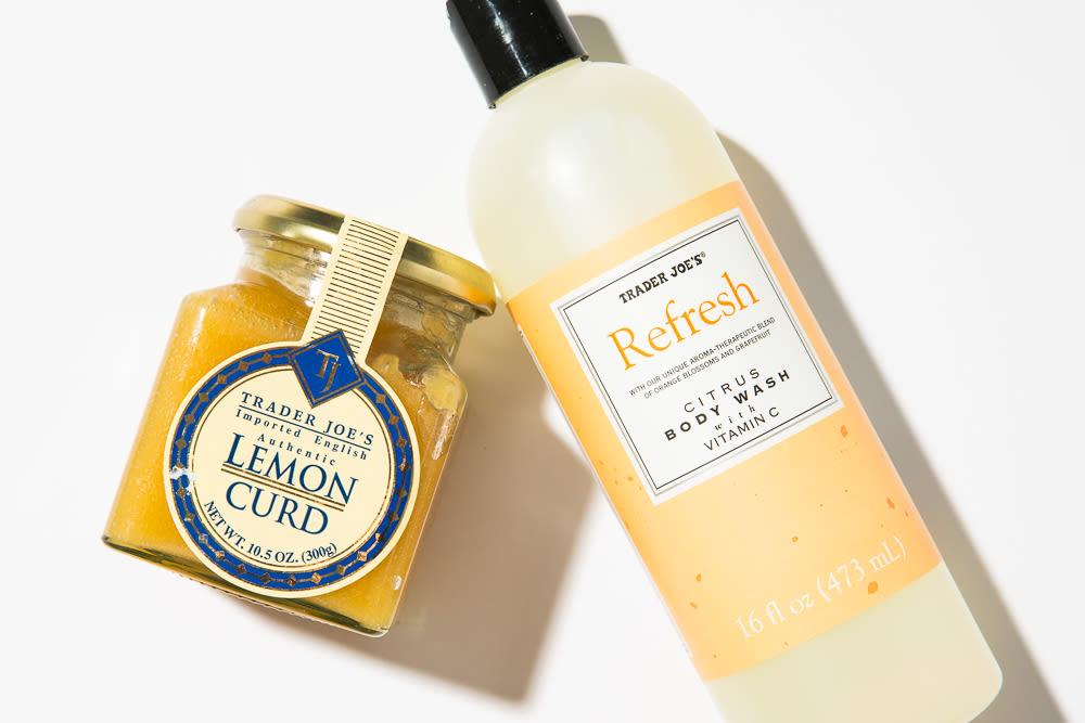 Trader joes herbal shampoo