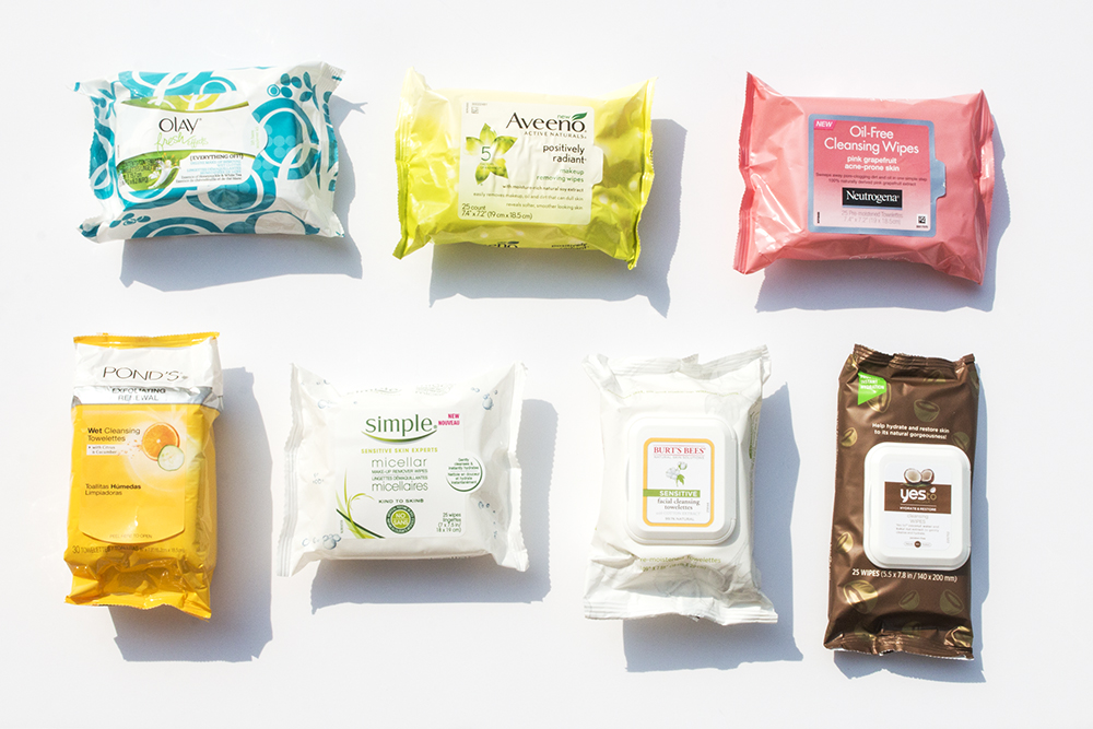 The Best Drugstore Face Wipes For Every Skin Type