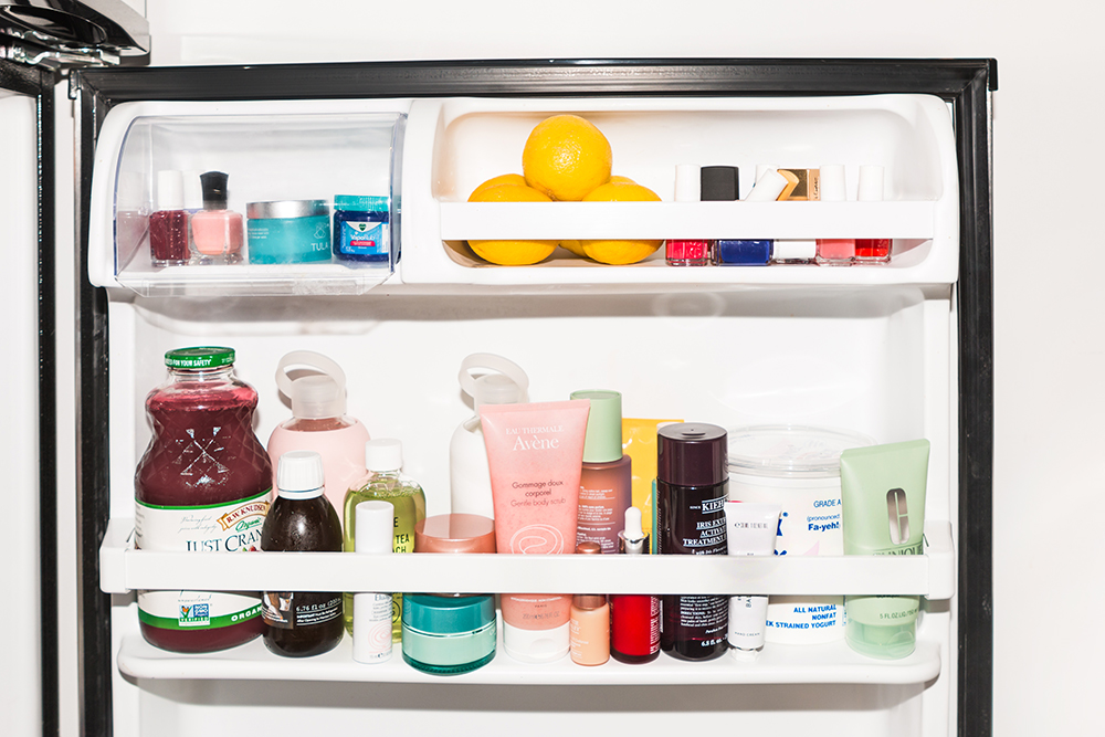 Hot Weather PSA: Products To Keep In The Fridge
