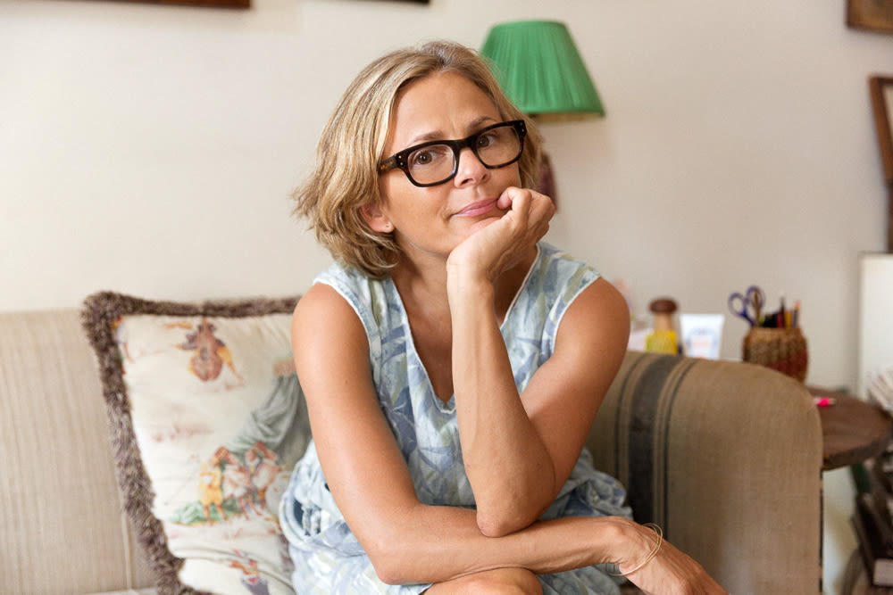 At Home With Amy Sedaris | Into The Gloss