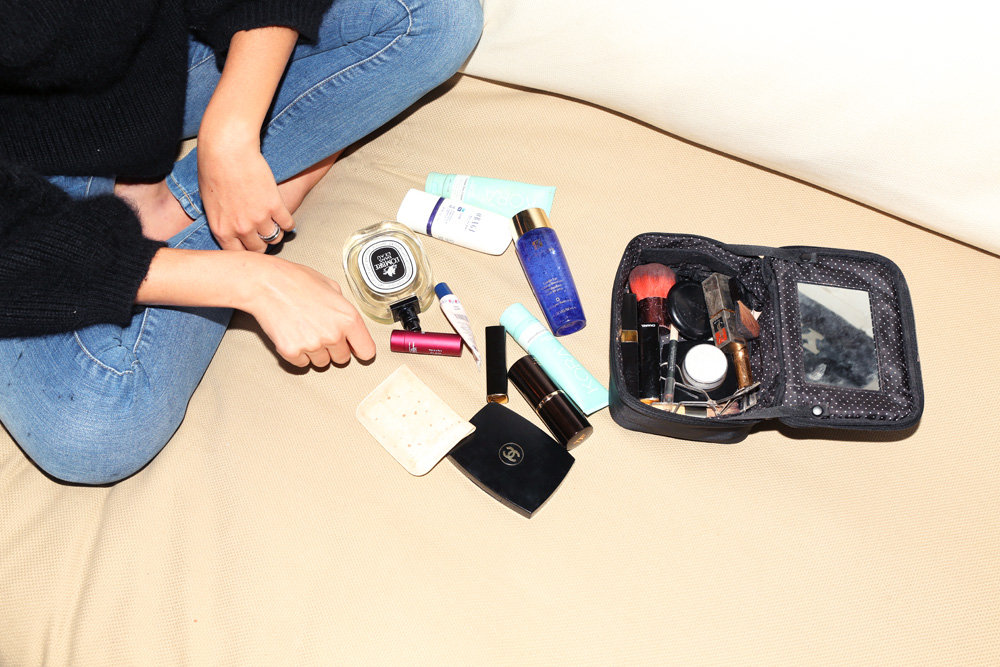What Should You Do With Unwanted Makeup?