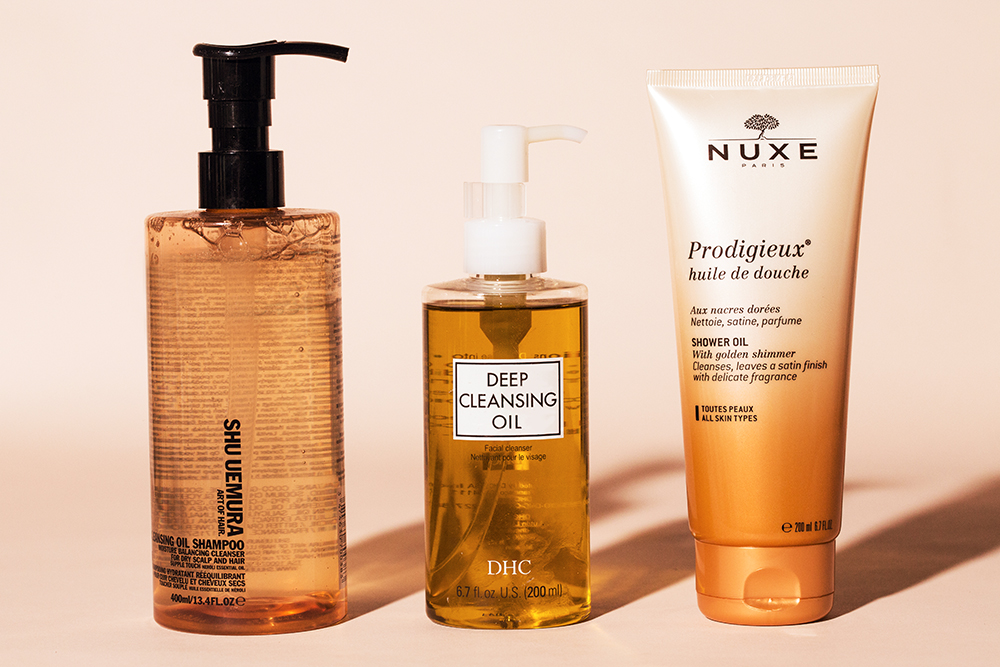 Cleansing Oil: Not Just For Your Face