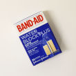 Band-Aid Water Block Plus Clear