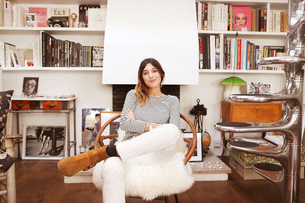 Lolita Jacobs, Style Director, Courrèges