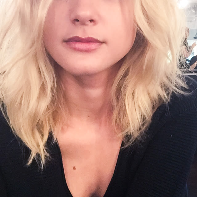 In Praise Of The Dry Haircut Into The Gloss