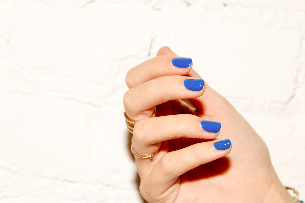 The Best Shades Of Blue Nail Polish