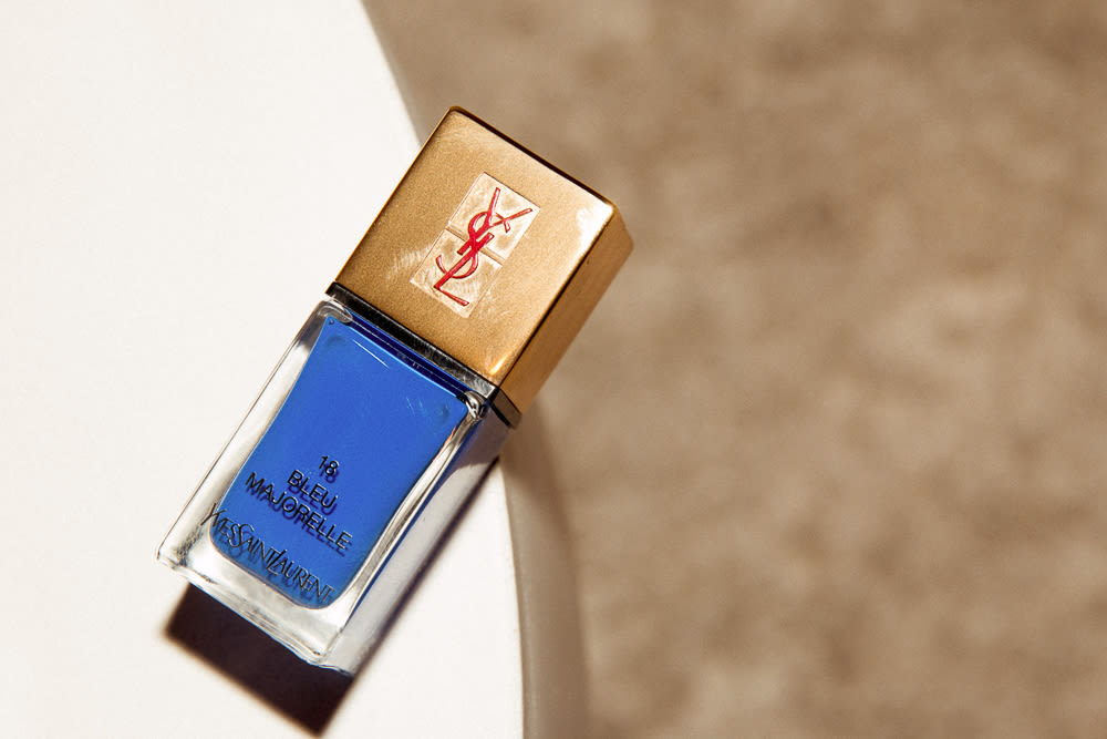 The Best Shades Of Blue Nail Polish | Into The Gloss