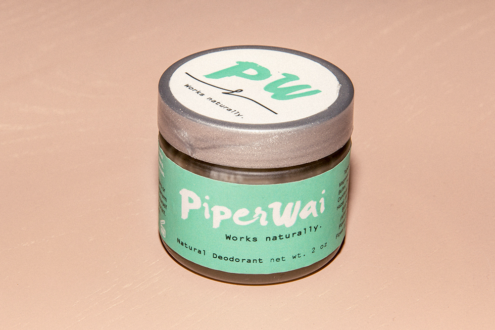 Things We Finish: PiperWai Natural Deodorant