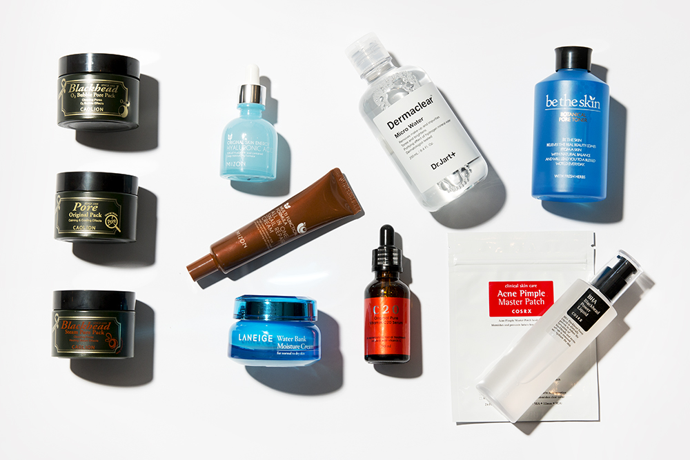 The Best Korean Products For Oily Skin