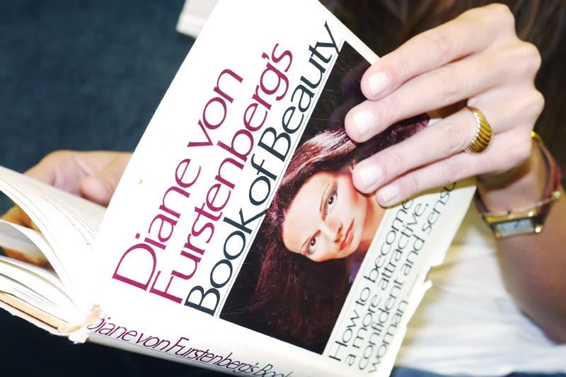 Words of wisdom in diane von furstenbergs book into the gloss diane von furstenberg solutioingenieria Gallery