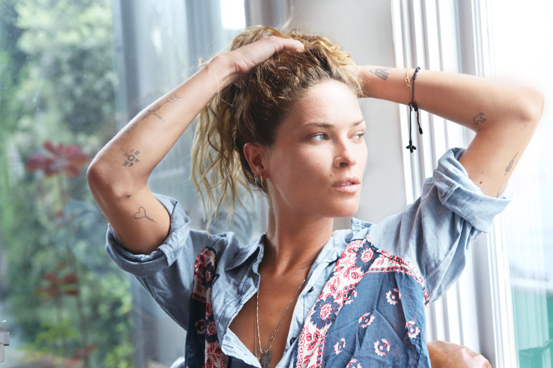 Erin Wasson Into The Gloss