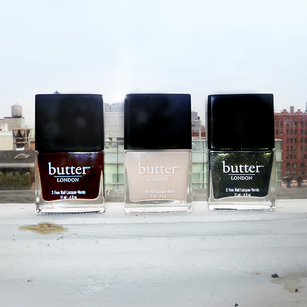 Get Margot Tenenbaum Toes With Butter London for Goop