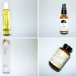 Josie Maran argan cleansing oil, amore pacific treatment cleansing oil, Earth Tu Face Cleanse, VMV Hypoallergenic know-it-oil
