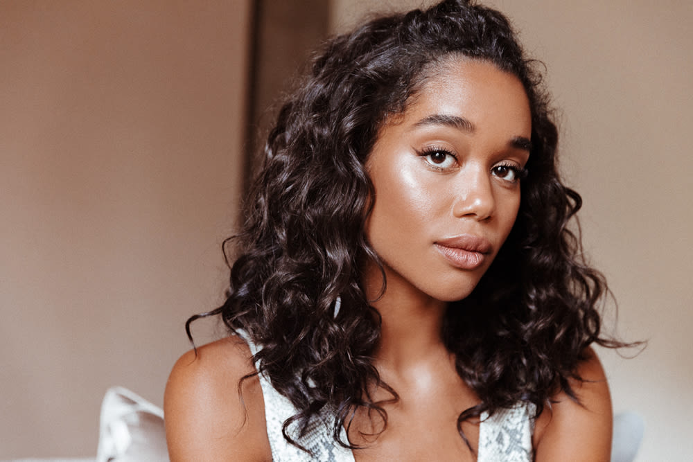 1b9c1ebaaa8 Laura Harrier On Learning How To Take Care Of Her