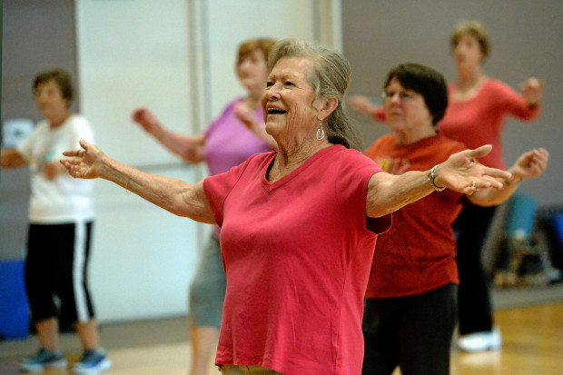 Activities for Older Adults in Marin (March)