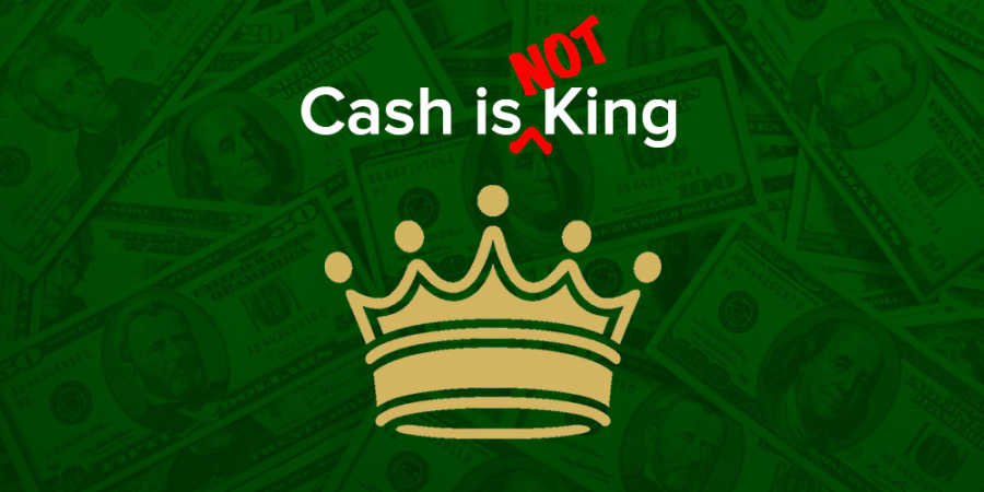 For Seniors, Cash is Not King