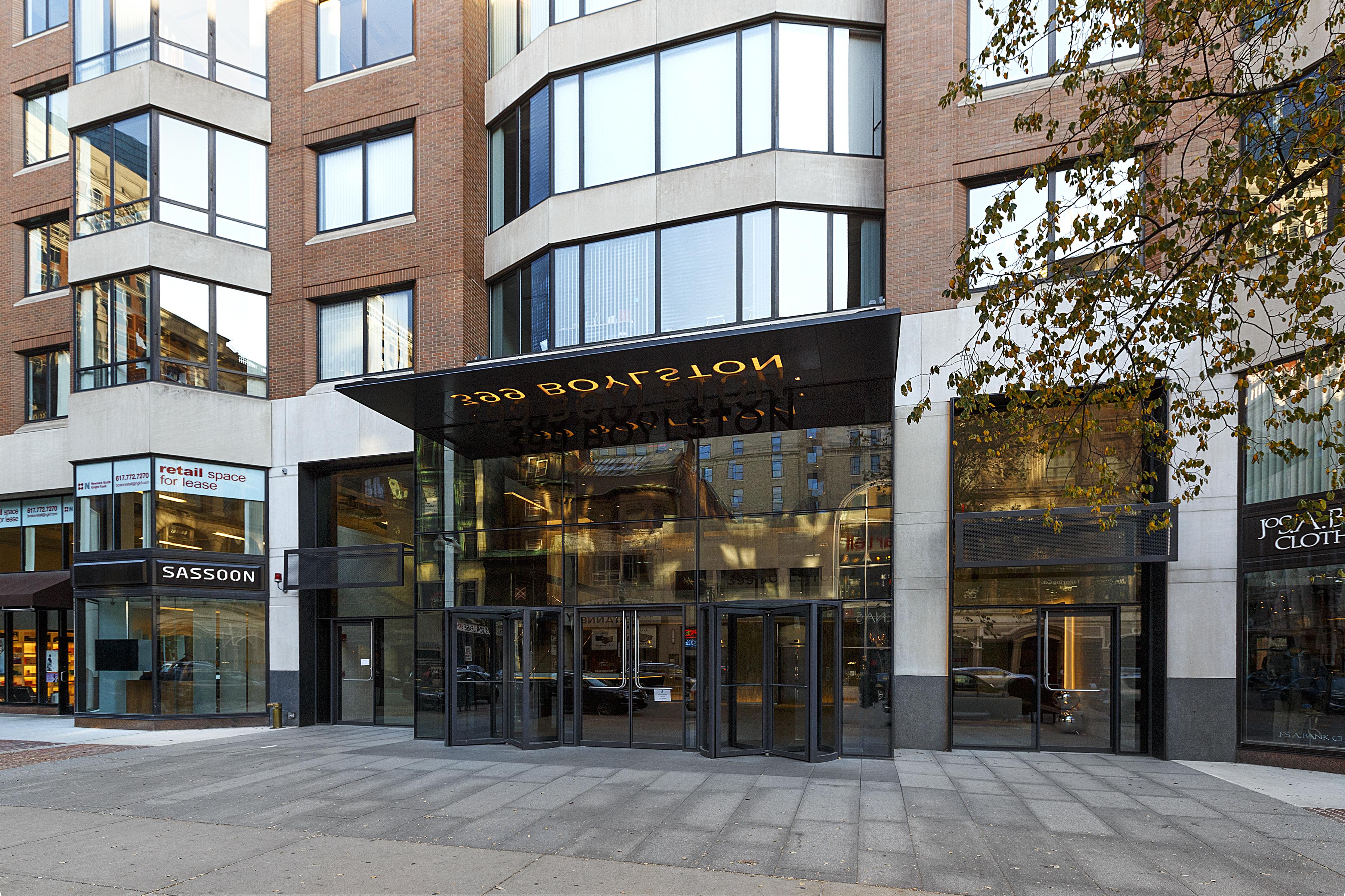 399 Boylston   EQ Office
